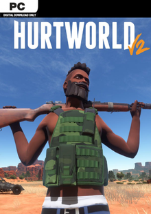 Hurtworld PC cheap key to download