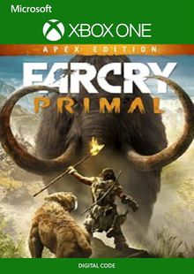 Far Cry Primal - Apex Edition Xbox One (UK) cheap key to download