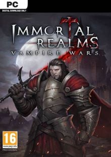 Immortal Realms: Vampire Wars PC (EU) cheap key to download