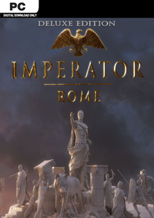 Imperator Rome Deluxe Edition PC cheap key to download