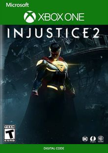 Injustice 2 Xbox One (UK) cheap key to download