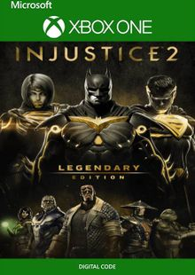 Injustice 2 - Legendary Edition Xbox One (US) cheap key to download