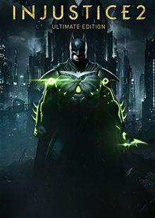 Injustice 2 Ultimate Edition PC clé pas cher à télécharger