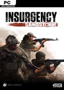 Insurgency: Sandstorm PC cheap key to download