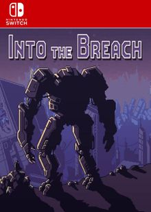 Into the Breach Switch clé pas cher à télécharger