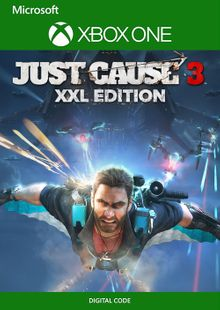 Just Cause 3 XXL Xbox One (UK) cheap key to download
