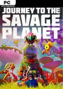 Journey to the Savage Planet PC cheap key to download