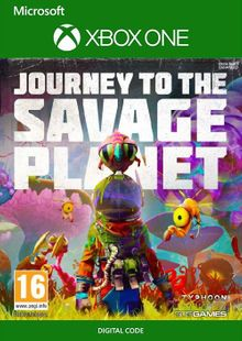 Journey to the Savage Planet Xbox One (UK) cheap key to download