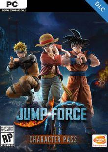 Jump Force - Character Pass PC clé pas cher à télécharger