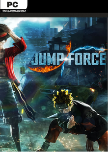 Jump Force PC billig Schlüssel zum Download