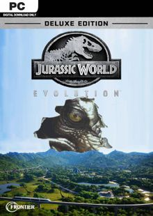 Jurassic World Evolution - Deluxe Edition PC cheap key to download