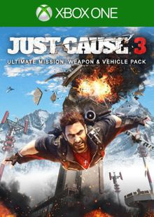 Just Cause 3 Xbox One (UK) cheap key to download