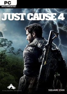 Just Cause 4 PC + DLC billig Schlüssel zum Download