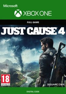 Just Cause 4 Standard Xbox One cheap key to download