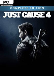 Just Cause 4 - Complete Edition PC cheap key to download