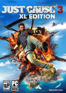 Just Cause 3 XL Edition PC billig Schlüssel zum Download