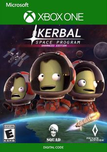 Kerbal Space Program Enhanced Edition Xbox One (US) cheap key to download