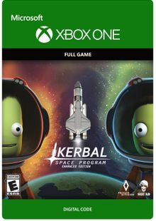 Kerbal Space Program Enhanced Edition Xbox One cheap key to download