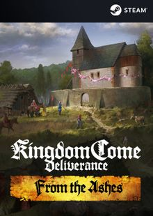 Kingdom Come Deliverance PC - From the Ashes DLC billig Schlüssel zum Download