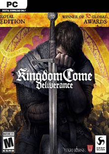 Kingdom Come: Deliverance Royal Edition PC cheap key to download