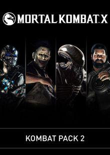 Mortal Kombat X: Kombat Pack 2 PC cheap key to download