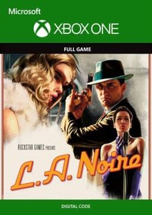L.A. Noire Xbox One (UK) cheap key to download