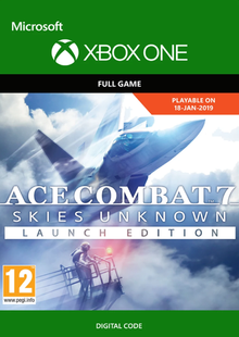 Ace Combat 7 Skies Unknown Standard Launch Edition Xbox One cheap key to download