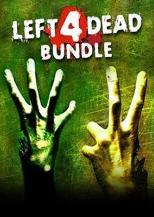 Left 4 Dead Bundle PC cheap key to download