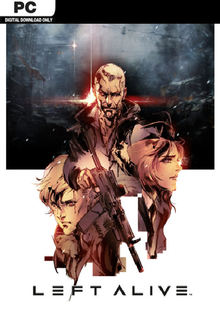 Left Alive PC cheap key to download
