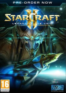 Starcraft II 2: Legacy of the Void (PC/Mac) cheap key to download