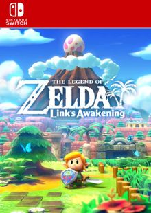 The Legend of Zelda: Links Awakening Switch billig Schlüssel zum Download