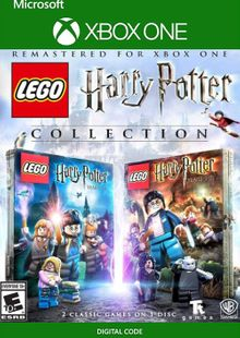 LEGO Harry Potter Collection Xbox One (US) cheap key to download