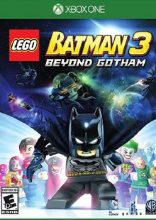 LEGO Batman 3 - Beyond Gotham Deluxe Edition Xbox One (UK) cheap key to download