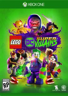LEGO DC Super-Villains Xbox One (UK) billig Schlüssel zum Download
