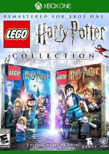 LEGO Harry Potter Collection Xbox One (UK) cheap key to download