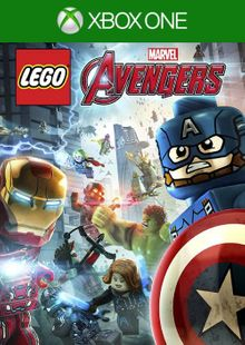 LEGO Marvel's Avengers Xbox One (UK) cheap key to download