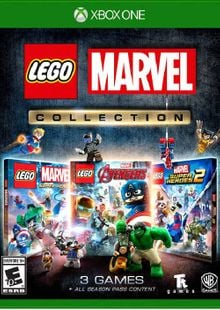 LEGO Marvel Collection Xbox One (US) cheap key to download
