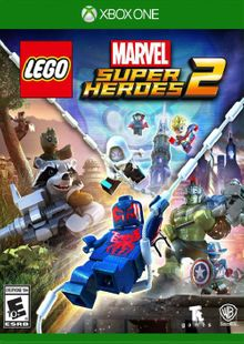 LEGO Marvel Super Heroes 2 Xbox One (UK) cheap key to download