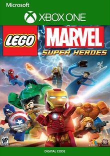 LEGO Marvel Super Heroes Xbox One (UK) cheap key to download