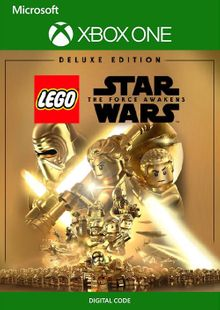 LEGO Star Wars The Force Awakens - Deluxe Edition Xbox One (US) cheap key to download
