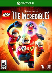 LEGO The Incredibles Xbox One (UK) cheap key to download