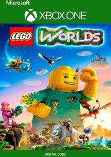 LEGO Worlds Xbox One (UK) cheap key to download