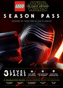 LEGO Star Wars The Force Awakens Season Pass PC cheap key to download
