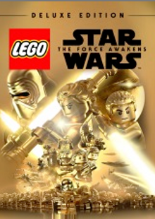 LEGO Star Wars The Force Awakens - Deluxe Edition PC clé pas cher à télécharger