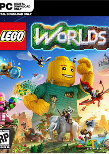 Lego Worlds PC + DLC billig Schlüssel zum Download