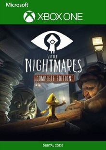 Little Nightmares Complete Edition Xbox One (UK) cheap key to download