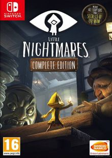 Little Nightmares: Complete Edition Switch (EU) clave barata para descarga