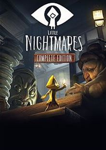 Little Nightmares: Complete Edition PC cheap key to download