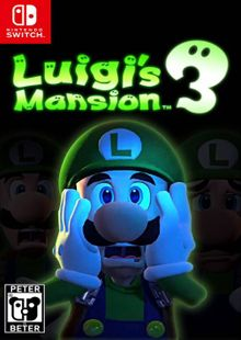 Luigi's Mansion 3 Switch cheap key to download