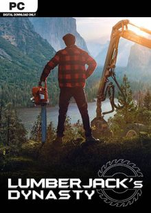 Lumberjack's Dynasty PC cheap key to download